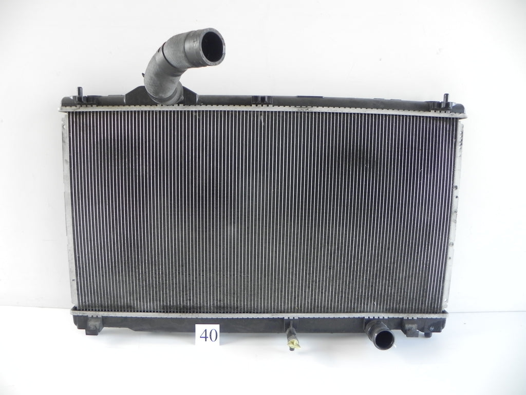 2009 LEXUS IS250 IS350 ENGINE COOLING WATER RADIATOR FACTORY OEM 742 #40 A