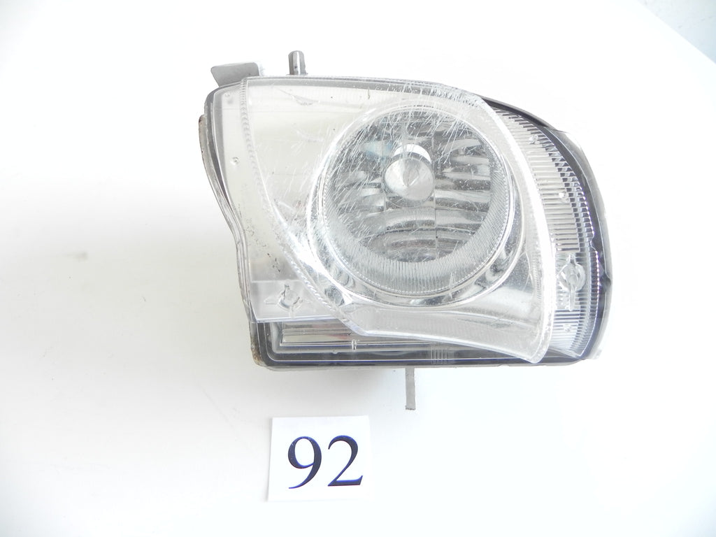 2009 LEXUS IS250 IS350 FOG DRIVING LAMP LEFT DRIVER SIDE FACTORY OEM 742 #92 A