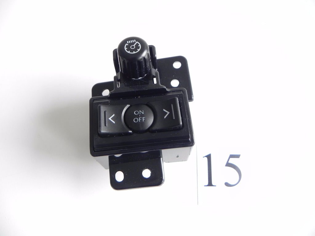 2009 LEXUS IS250 IS350 SPEEDOMETER DISPLAY DIMMER SWITCH BUTTON OEM 742 #15 A
