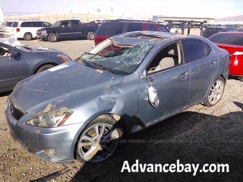 2006 Lexus IS250 on sale parts only parting out Advancebay Inc #177 - Advancebay - 1