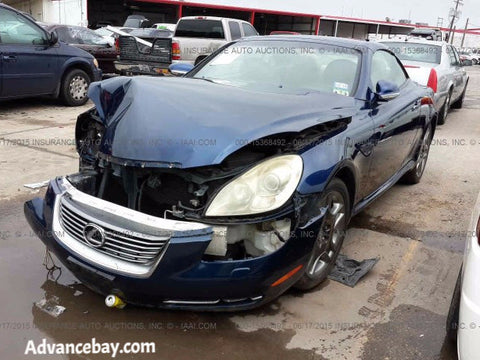 2006 Lexus SC430 on sale parts only parting out Advancebay Inc #227 - Advancebay - 1
