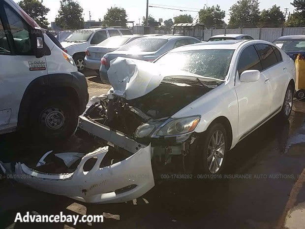 2006 Lexus GS300 on sale parts only parting out Advancebay Inc #269 - Advancebay - 1