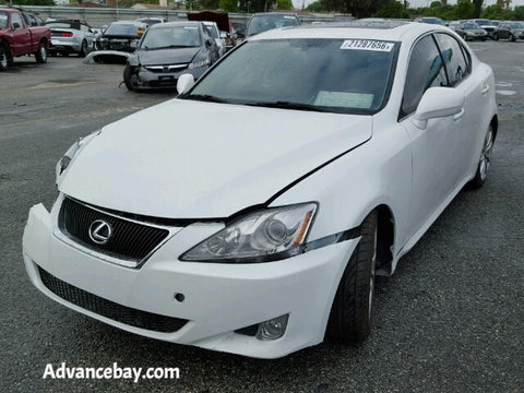 2008 Lexus IS250 on sale parts only parting out Advancebay Inc #295 - Advancebay - 1