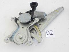 2006 LEXUS GS300 85710-58010 WINDOW REGULATOR ACTUATOR MOTOR REAR LEFT 178 #02 - Advancebay, Inc.