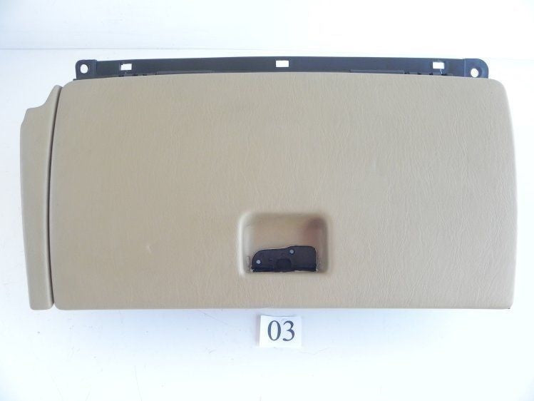2006 LEXUS SC430 55433-24070 GLOVE BOX DASHBOARD STORAGE COMPARTMENT OEM 227 #02 - Advancebay, Inc.