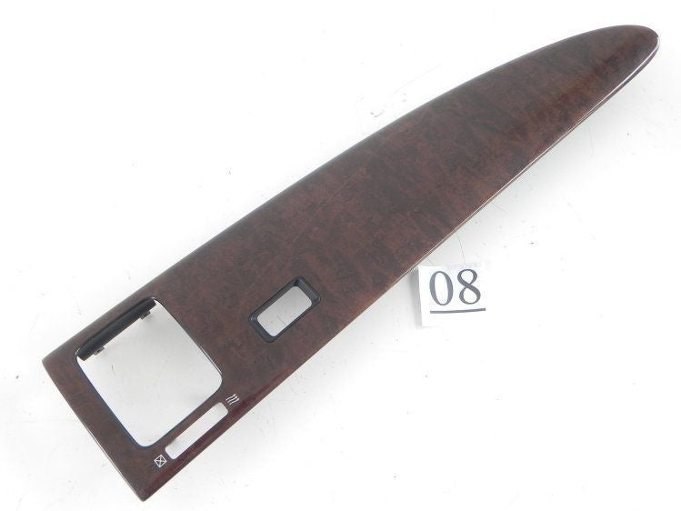 2006 LEXUS SC430 55012-24020 DASHBOARD DASH TRIM PANEL WOOD GRAIN BEZEL 227 #08 - Advancebay, Inc.