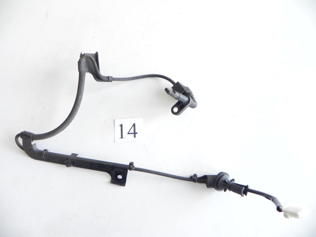 2010 LEXUS IS250 ABS SENSOR WIRE SPEED HARNESS REAR LEFT SIDE OEM 922 #14 A