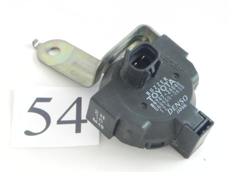 2003 LEXUS SC430 WIRELESS DOOR LOCK BUZZER MODULE 89747-24040 FACTORY 983 #54 - Advancebay, Inc.