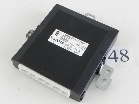 2003 LEXUS SC430 DOOR MULTIPLEX COMPUTER MODULE FRONT RIGHT 89222-24010 983 #48 - Advancebay, Inc.
