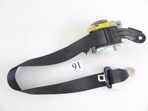 2013 LEXUS IS250 SEAT BELT REAR RIGHT PASSENGER SIDE 73360-53112 OEM 298 #91 A