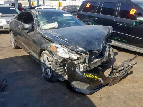2014 MERCEDES E350 PARTING OUT FOR PARTS ONLY Advancebay Inc #401
