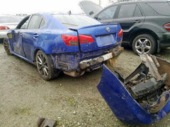 2008 LEXUS IS-F 5.0L on sale parts only parting out Advancebay Inc #624