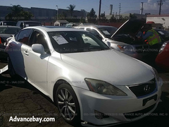 2008 Lexus IS250 on sale parts only parting out Advancebay Inc #647 - Advancebay - 1