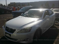 2008 Lexus IS250 on sale parts only parting out Advancebay Inc #647 - Advancebay - 2