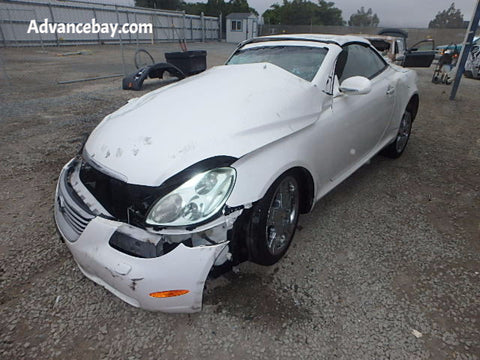 2005 Lexus SC430 on sale parts only parting out Advancebay Inc #832 - Advancebay, Inc.