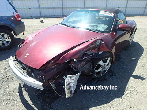 1999 Porsche Boxster on sale parts only parting out Advancebay Inc #880 - Advancebay, Inc.