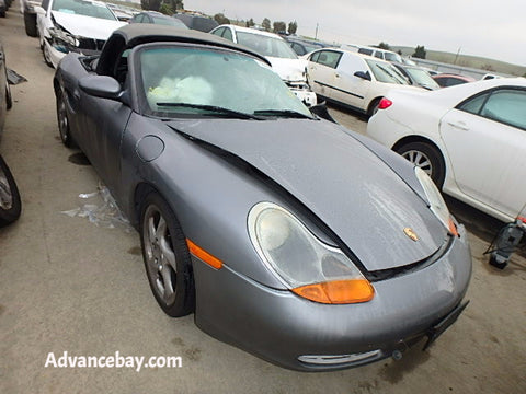 2001 Porsche Boxster on sale parts only parting out Advancebay Inc #979 - Advancebay, Inc.