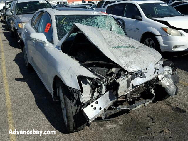 2009 Lexus IS250 on sale parts only parting out Advancebay Inc #554 - Advancebay - 1