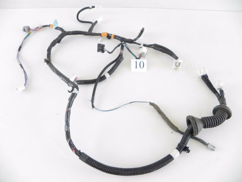 2013 LEXUS IS250 IS350 FRONT LEFT DOOR WIRE HARNESS WIRING 82152-53151 298 #10
