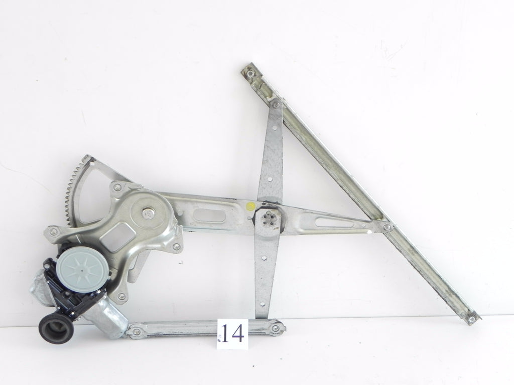 06 LEXUS GS300 IS250 DOOR WINDOW GLASS REGULATOR FRONT LEFT 69802-30260 178 #14 - Advancebay, Inc.