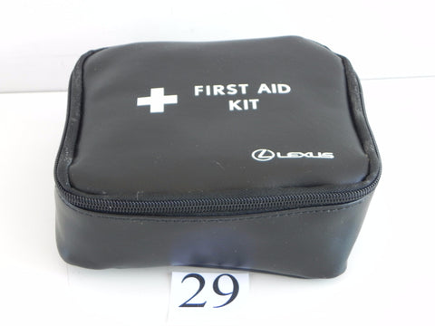 2013 LEXUS IS250 IS350  COMPLETE EMERGENCY FIRST AID KIT FACTORY OEM 298 #29