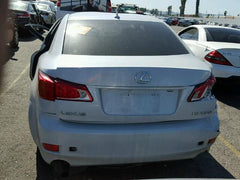 2009 Lexus IS250 on sale parts only parting out Advancebay Inc #554 - Advancebay - 4