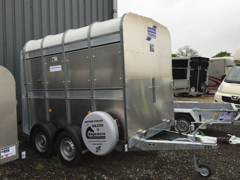 Ifor Williams TA5G Livestock Trailer E546
