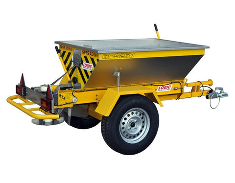 Salt Spreader GDS 250