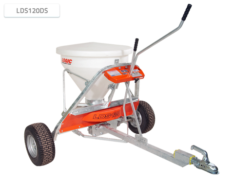 GROUND DRIVEN SPREADERS -LDS RANGE