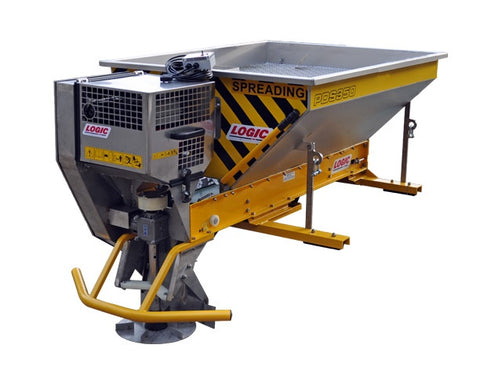 De-Mount Salt Spreader PDS354D