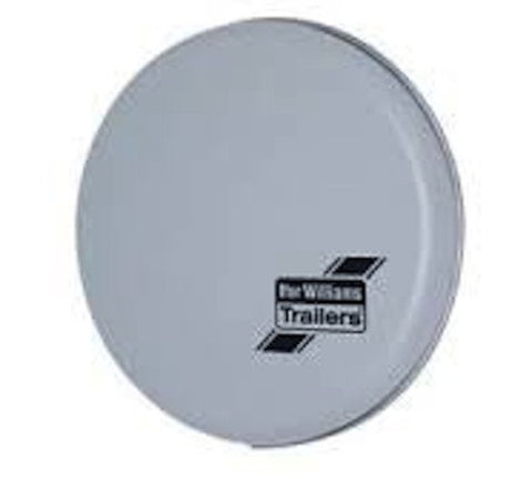 Ifor Williams spare wheel cover P0885
