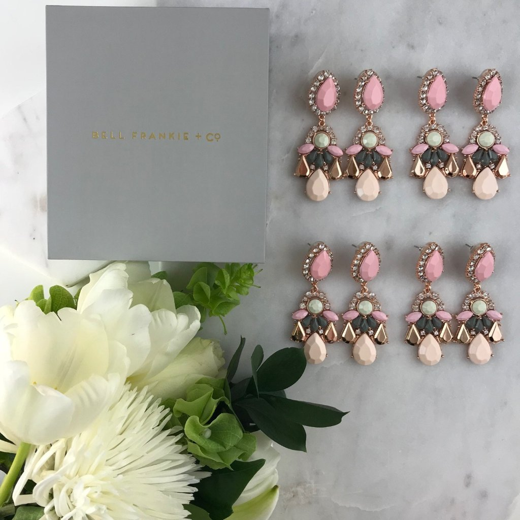 WEDDING PACK- GIGI BLUSH X 4 PAIRS