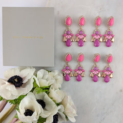 WEDDING PACK- GIGI MAGENTA X 4