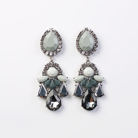 GIGI EARRING - GREY