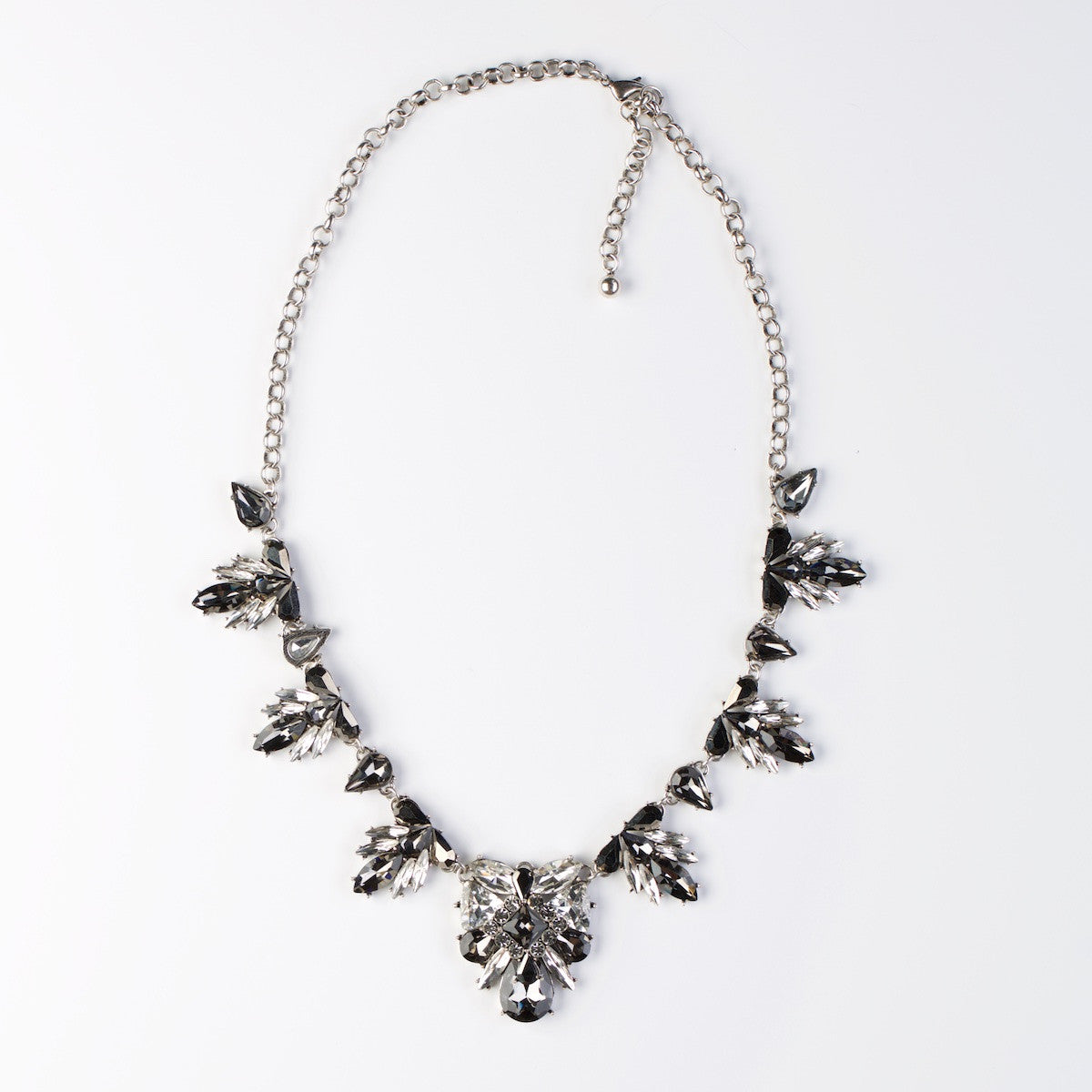 LUNA NECKLACE - CHARCOAL