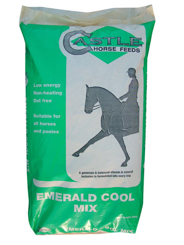 Maintenance mix for horses