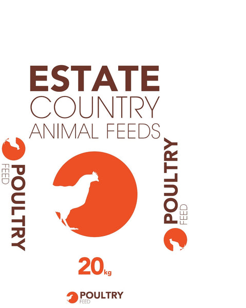 Estate Country Animal Feeds Layers Pellets - 20kg