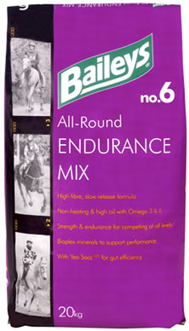 Baileys no 6 Endurance Mix