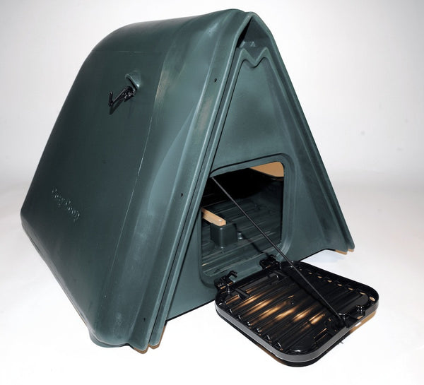 BEC - Cosy Coop Hen Portable House & Run