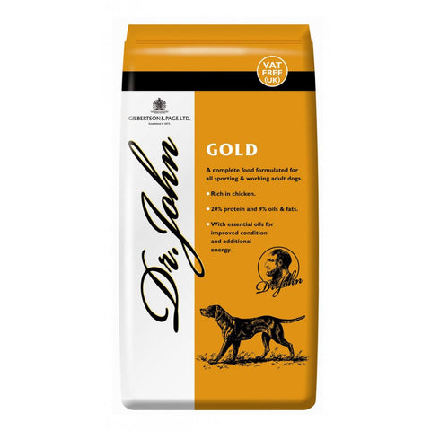Dr John Gold - Dog Food - 15kg