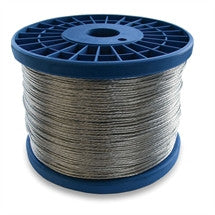 Rutland Electric Fencing Stranded Wire 200 Metres - 19-100R