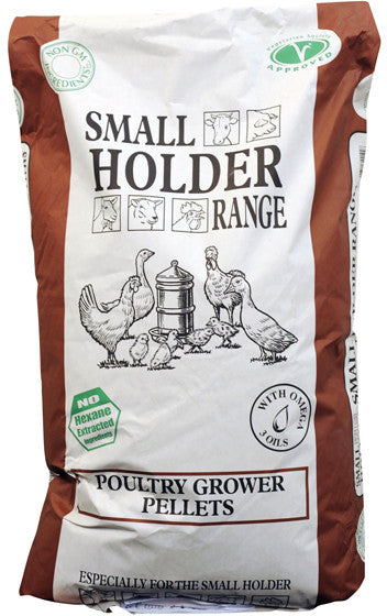 Allen & Page Growers Pellets - 20kg