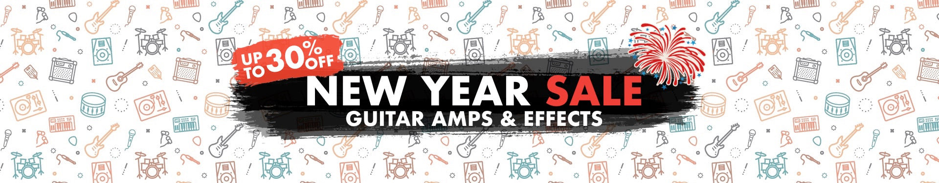 New Year Amps & Effects