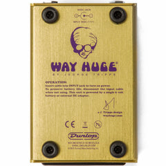 Way Huge Saffron Squeeze Compressor Pedal WHE103