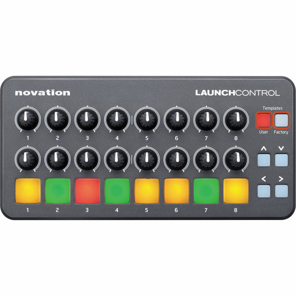 Novation Launch Control USB MIDI Controller | Music Experience | Shop Online | South Africa