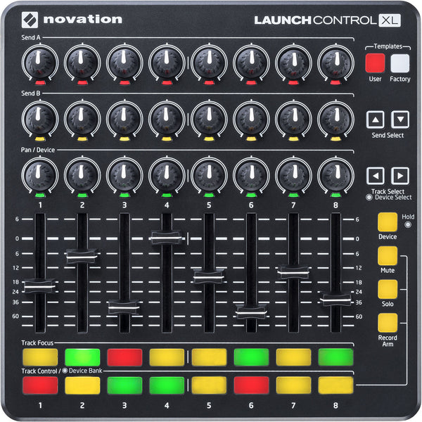 Novation Launch Control XL USB MIDI Controller | Music Experience | Shop Online | South Africa