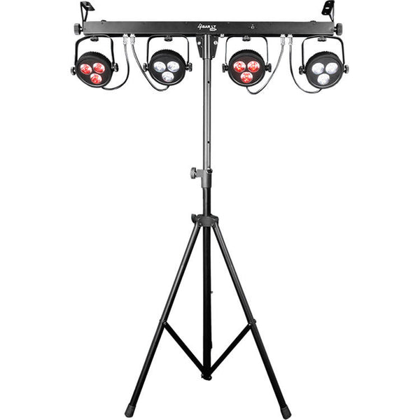 Chauvet DJ 4BAR LT USB 4 x RGB Par System with Stand | Music Experience | Shop Online | South Africa