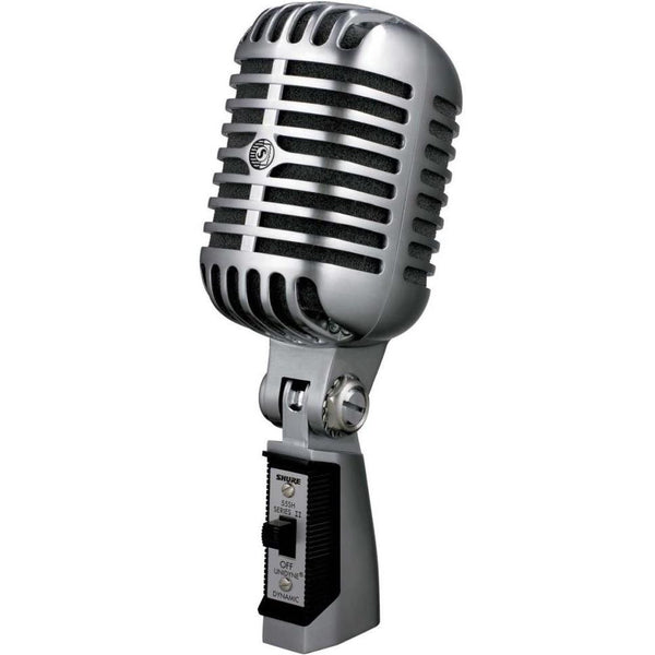 Shure 55SH Series II Iconic Unidyne Vocal Microphone | Music Experience | Shop Online | South Africa