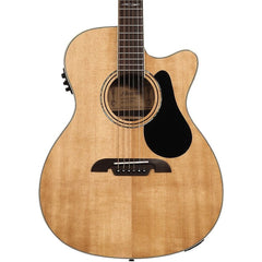 Alvarez AF70CE Artist 70 Series Folk Natural Guitar | Music Experience | Shop Online | South Africa