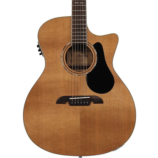 Alvarez AG75CE Artist 75 Series Grand Auditorium Natural Guitar | Music Experience | Shop Online | South Africa